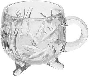 Xícara Cristal Prima C/Pé 135ML 7761