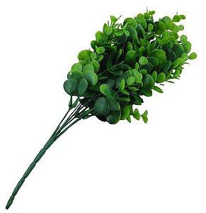 Folha Eucalipto Planta X35 35CM