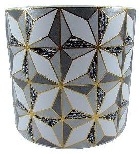 Vaso Cerâmica 12X12 DR49/DR50