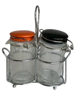 Porta Condimento Vidro BQBC1807