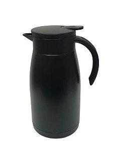 Garrafa Térmica Parede Dupla 1L - GT10BK - Inox Black