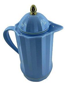 Garrafa Térmica Genova Azul 1L 1525