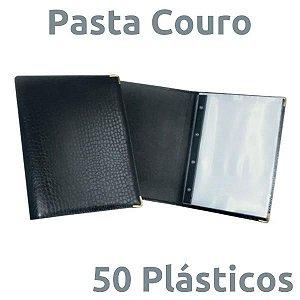 PASTA CATÁLOGO COURO CROKO 50