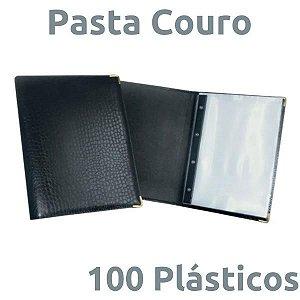 PASTA CATÁLOGO COURO CROKO 100