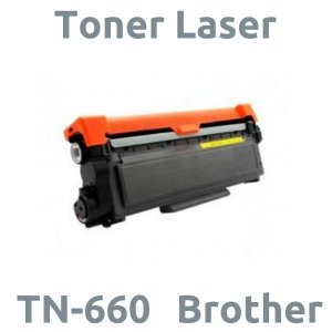 TONER LASER BROTHER TN-660 | 2340 | 2370