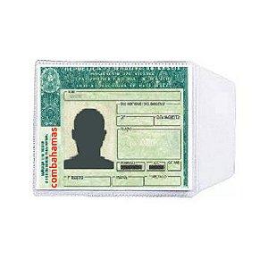 PLÁSTICO PARA CNH 6 X 9 CM (100 UN)