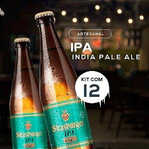 Cerveja artesanal kit 12/un - IPA 500ml