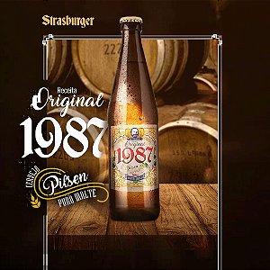 Cerveja artesanal 1987 Original 500ml