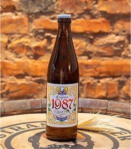 Cerveja artesanal 1987 Original 500ml - Strasburger