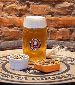 Copo de de cerveja grande 1L - Strasburger