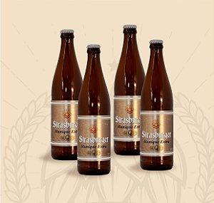 Cerveja artesanal - kit 4/un - Munique Extra 500ml