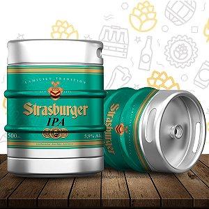Barril de cerveja artesanal IPA (India Pale Ale) - Strasburger