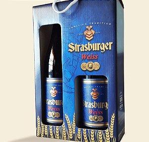 Cerveja artesanal - kit com 2/un - Weiss 500ml