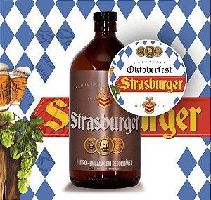Growler de Cerveja artesanal - Oktoberfest - Strasburger