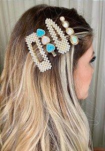 Hair Clip Perola - PV