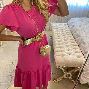 Vestido  Midi Malha - PV