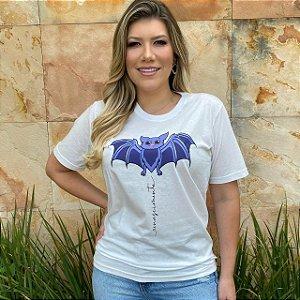 T-Shirt Morcego Coleção Sorte - PV