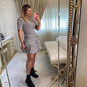 Vestido Babado- PV