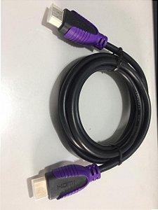 Cabo HDMI 2.0m, 4K, 2.0 Full HD