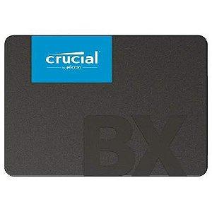 SSD Crucial BX500 240GB 3D NAND SATA 2.5-inch