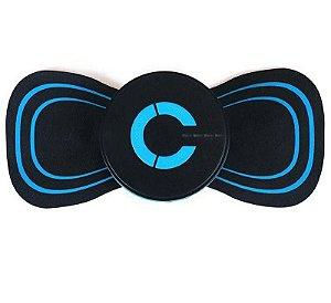 Mini Massageador Elétrico De Pescoço / Cervical / Massagem / Estimulador / Confortável Para Alívio Da Dor