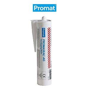 PROMASEAL-AG - Selante Intumescente para paredes e lajes ou para prevenir propagação da fumaça em tubos e bandejas de cabos