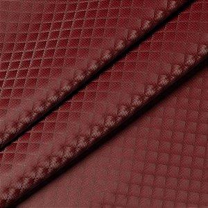 BLINGFLEX 3D 0,8MM COR BORDO FUNDO MALHA  1/2 METRO