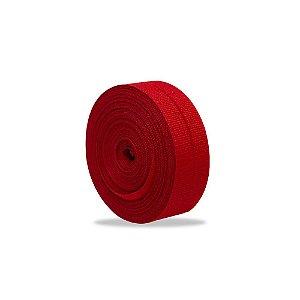 Gorgurão - Cor:Vermelho