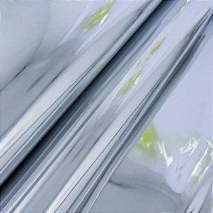 Cristal Transfer- Cor: Prata