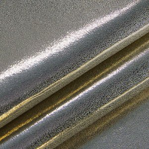 Tecido sintético PU Sienna - Cor Dourado