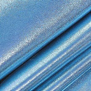 Tecido sintético PU Sienna - Cor Celeste
