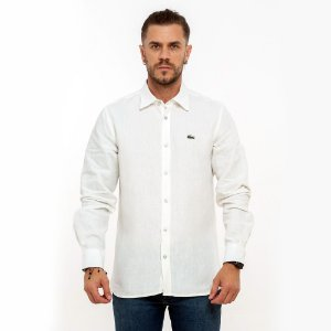 Camisa Lacoste branca