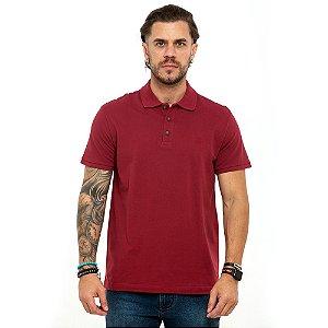 Camisa Polo John John vermelho