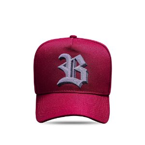 Boné Snapback All Wine Logo White Shadow