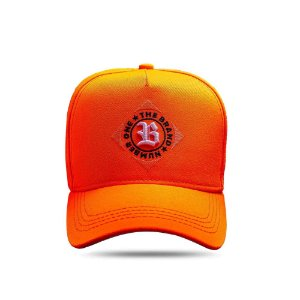 Boné Snapback The Brand Orange Fluor