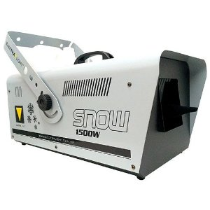 Máquina de Neve 1500W 220Volts