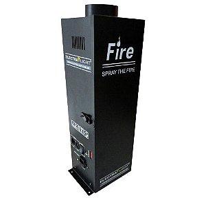 Fire Machine DMX
