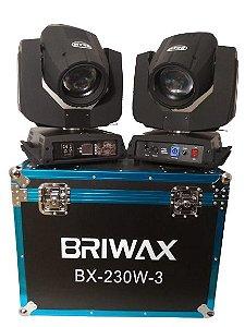 Moving Beam 230w 7R bx230-3 - Par no Case