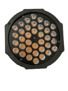 Par Led Slim 36x3w Rgb Triled