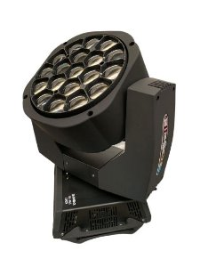 Moving Led Bee eye 19x15w K10 - Par no Case