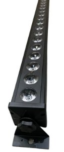 Ribalta Led 24x9w Rgb Triled Indoor