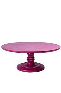 Prato doce madeira pink G