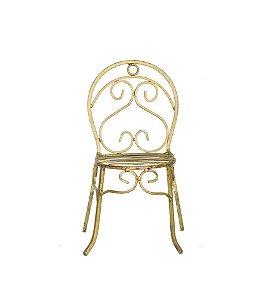 Cadeira mini ferro Roma
