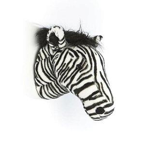 Cabeça zebra Daniel  - Wild Soft