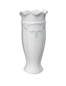 vaso delicate branco G
