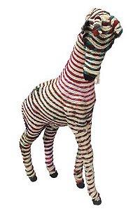 Girafa Folk Art G