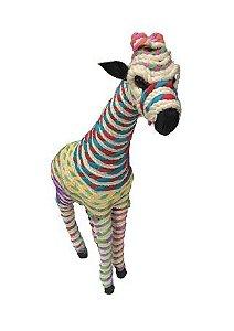 Girafa Folk Art M