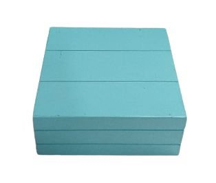 Caixa quadrada Tiffany P