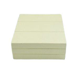 Caixa quadrada amarela P