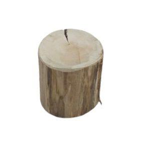 Tronco madeira natural M